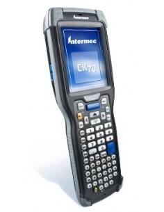 """Intermec CK71a RFID-handdatorer 8.89 cm (3.5"""") 480 x 640 pixlar Pekskärm 584 g Svart Intermec CK71AB4DN00W4100 - 1"""