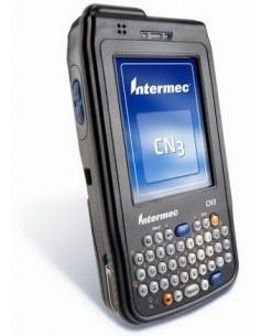 "Intermec CN3A mobiilitietokone 8.89 cm (3.5"") 240 x 320 pikseliä Kosketusnäyttö 454 g Musta Intermec CN3AJH831G2EP02 - 1"