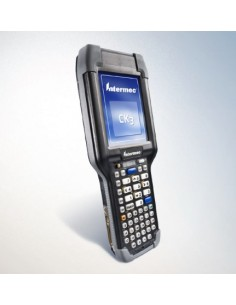 "Intermec CN3e mobiilitietokone 8.89 cm (3.5"") 240 x 320 pikseliä Kosketusnäyttö Musta Intermec CN3E8H831G2F200 - 1"