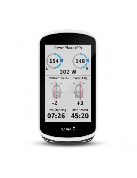 """Garmin Edge 1030 8.89 cm (3.5"""") Langaton polkupyörätietokone Musta, Valkoinen Garmin 010-01758-10 - 8"""