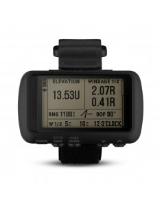 "Garmin Foretrex 601 navigator Wrist-worn 5.08 cm (2"") Black Garmin 010-01772-00 - 1"