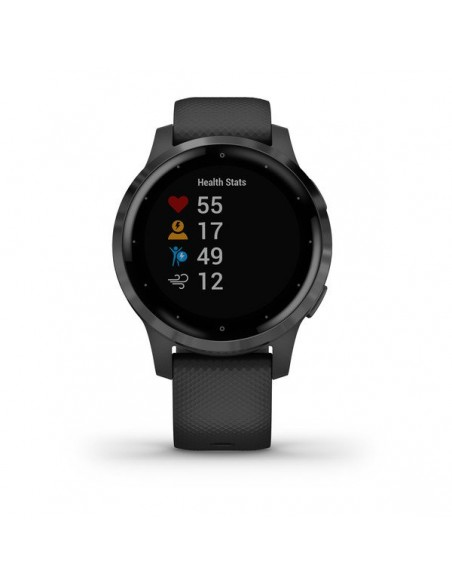 "Garmin vívoactive 4s 2.79 cm (1.1"") 40 mm Black GPS (satellite) Garmin 010-02172-12 - 2"