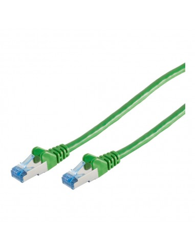 Innovation IT 205910 networking cable Green 5 m Cat6a S/FTP (S-STP) Innovation It 205910 - 1