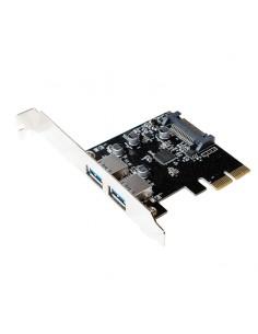 LogiLink PC0080 liitäntäkortti/-sovitin USB 3.2 Gen 1 (3.1 1) Sisäinen Logitech PC0080 - 1