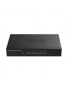 ASUS GX-U1081 hanterad Gigabit Ethernet (10/100/1000) Svart Asus 90IG0670-BO3R00 - 1