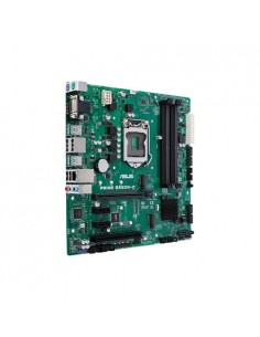 ASUS B360M-C Intel® B360 LGA 1151 (pistoke H4) mikro ATX Asus 90MB0W80-M0EAYM - 1