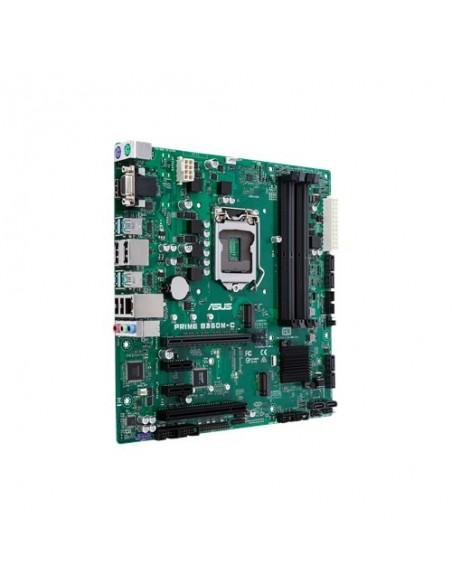 ASUS B360M-C Intel® B360 LGA 1151 (Socket H4) micro ATX Asus 90MB0W80-M0EAYM - 1