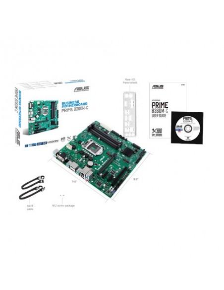 ASUS B360M-C Intel® B360 LGA 1151 (Socket H4) micro ATX Asus 90MB0W80-M0EAYM - 5