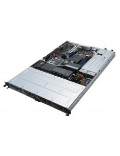 ASUS RS300-E10-RS4 Intel C242 LGA 1151 (pistoke H4) Teline ( 1U ) Musta, Metallinen Asus 90SF00D1-M00010 - 1