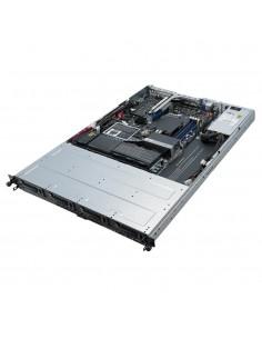 ASUS RS300-E10-PS4 Intel C242 LGA 1151 (pistoke H4) Teline ( 1U ) Musta, Metallinen Asus 90SF00D1-M00020 - 1