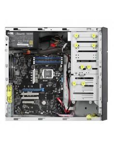 ASUS TS100-E10-PI4 Full-Tower Svart, Metallisk LGA 1151 (uttag H4) Asus 90SF00E1-M00410 - 1