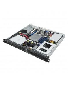 ASUS RS100-E10-PI2 Intel C242 LGA 1151 (Socket H4) Rack (1U) Black, Metallic Asus 90SF00G1-M00050 - 1