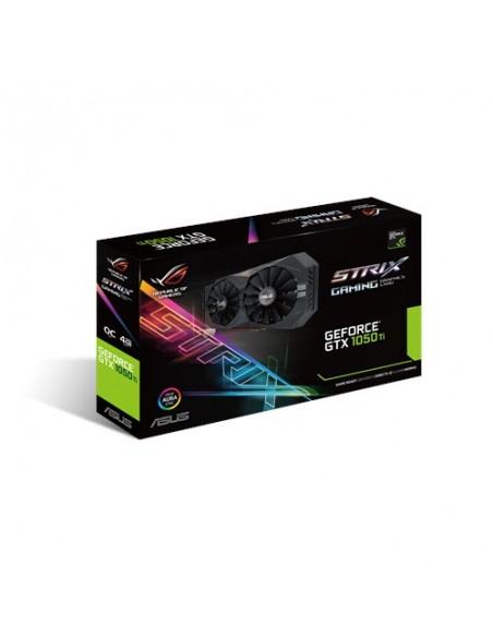 ASUS STRIX-GTX1050TI-O4G-GAMING NVIDIA GeForce GTX 1050 Ti 4 GB GDDR5 Asus 90YV0A30-M0NA00 - 7