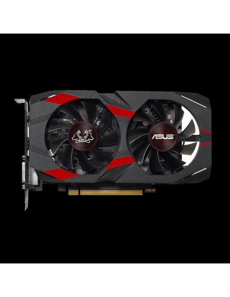 ASUS CERBERUS-GTX1050TI-A4G NVIDIA GeForce GTX 1050 Ti 4 GB GDDR5 Asus 90YV0A75-M0NA00 - 3