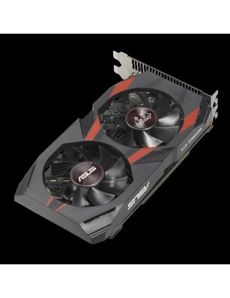 ASUS CERBERUS-GTX1050TI-A4G NVIDIA GeForce GTX 1050 Ti 4 GB GDDR5 Asus 90YV0A75-M0NA00 - 7