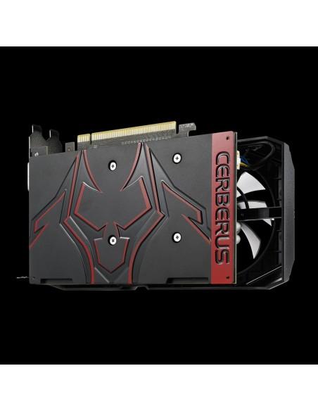 ASUS CERBERUS-GTX1050TI-A4G NVIDIA GeForce GTX 1050 Ti 4 GB GDDR5 Asus 90YV0A75-M0NA00 - 9