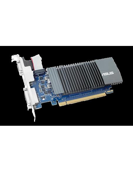 ASUS 90YV0AL0-M0NA00 grafikkort NVIDIA GeForce GT 710 1 GB GDDR5 Asus 90YV0AL0-M0NA00 - 3