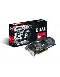 ASUS DUAL-RX580-O8G AMD Radeon RX 580 8 GB GDDR5 Asus 90YV0AQ1-M0NA00 - 1