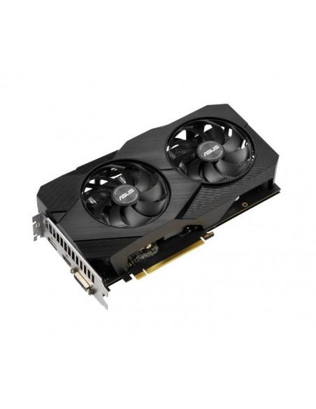 ASUS Dual -GTX1660S-6G-EVO NVIDIA GeForce GTX 1660 SUPER 6 GB GDDR6 Asus 90YV0DS5-M0NA00 - 3
