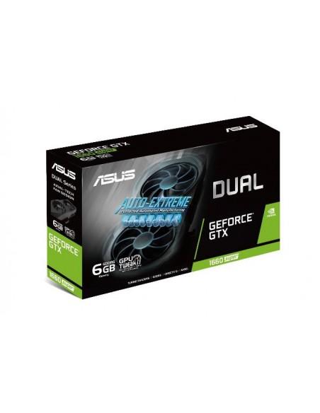 ASUS Dual -GTX1660S-6G-EVO NVIDIA GeForce GTX 1660 SUPER 6 GB GDDR6 Asus 90YV0DS5-M0NA00 - 7