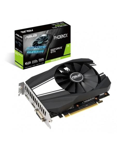 ASUS 90YV0DT1-M0NA00 graphics card NVIDIA GeForce GTX 1660 SUPER 6 GB GDDR6 Asus 90YV0DT1-M0NA00 - 1