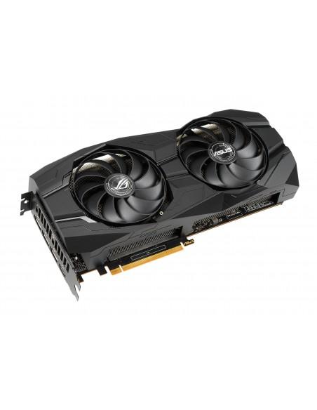 ASUS ROG 90YV0DU0-M0NA00 grafikkort AMD Radeon RX 5500 XT 8 GB GDDR6 Asus 90YV0DU0-M0NA00 - 1