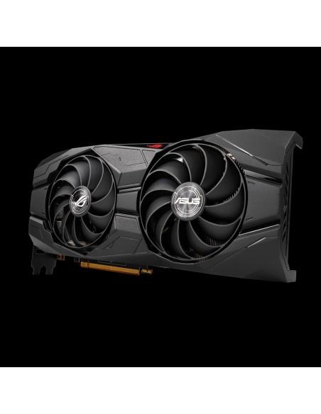 ASUS ROG 90YV0DU0-M0NA00 grafikkort AMD Radeon RX 5500 XT 8 GB GDDR6 Asus 90YV0DU0-M0NA00 - 9