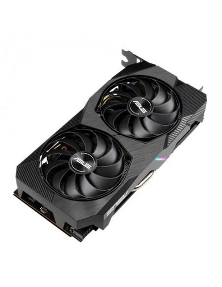 ASUS Dual 90YV0DV1-M0NA00 grafikkort AMD Radeon RX 5500 XT 8 GB GDDR6 Asus 90YV0DV1-M0NA00 - 3