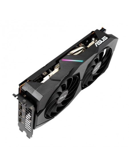 ASUS Dual 90YV0DV1-M0NA00 näytönohjain AMD Radeon RX 5500 XT 8 GB GDDR6 Asus 90YV0DV1-M0NA00 - 4
