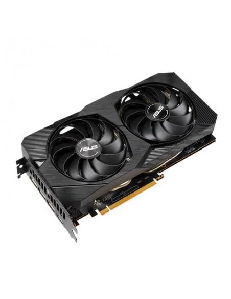 ASUS Dual 90YV0DV1-M0NA00 graphics card AMD Radeon RX 5500 XT 8 GB GDDR6 Asus 90YV0DV1-M0NA00 - 5