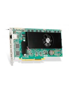 Matrox Maevex 6100 Quad 4K Enterprise Encoder Card / MVX-E6100X16-4 Matrox MVX-E6100X16-4 - 1