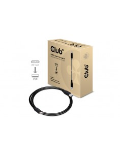 CLUB3D USB Type-C to Type-A Cable Male/Male 1Meter 60Watt Club 3d CAC-1523 - 1