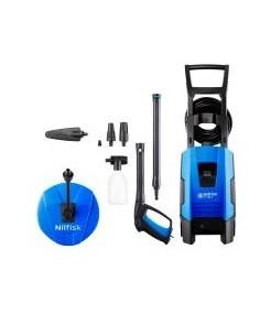 Nilfisk 128471163 högtryckstvätt Upprätt Elektrisk 520 l/h Blå, Svart Nilfisk 128471163 - 1