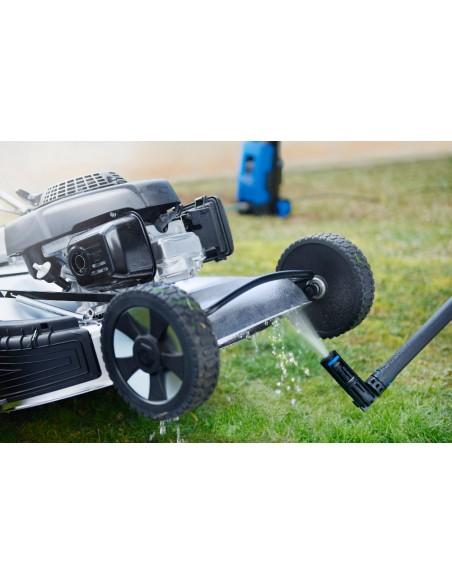 Nilfisk D 140.4 högtryckstvätt Kompakt Elektrisk 550 l/h 2400 W Svart, Blå Nilfisk 128471177 - 3