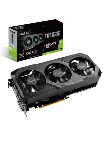 ASUS TUF Gaming TUF3-GTX1660-O6G-GAMING NVIDIA GeForce GTX 1660 6 GB GDDR5 Asustek 90YV0D15-M0NA00 - 1
