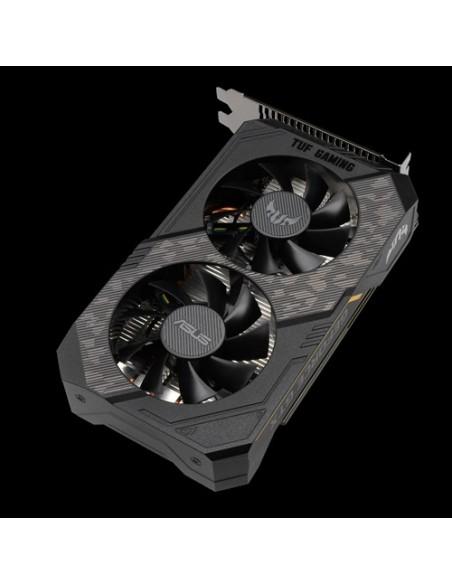 ASUS TUF Gaming TUF-GTX1660S-6G-GAMING NVIDIA GeForce GTX 1660 SUPER 6 GB GDDR6 Asustek 90YV0DT2-MTNA00 - 4