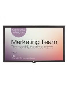 """LG 22SM3B Platt skärm för digital skyltning 55.9 cm (22"""") LCD Full HD Svart Lg 22SM3B-B - 1"""