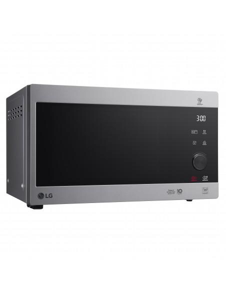 LG MH6565CPS mikroaaltouuni Pöytämalli Yhdistelmämikroaaltouuni 25 L 1150 W Ruostumaton teräs Lg MH6565CPS - 5