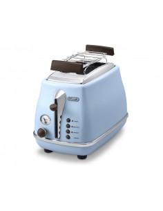 DeLonghi CTOV 2103.AZ toaster 2 slice(s) 900 W Blue Delonghi CTOV2103AZ - 1