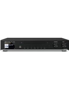 TechniSat DigitRadio 143 CD Stereo Musta Technisat 0000/3946 - 1