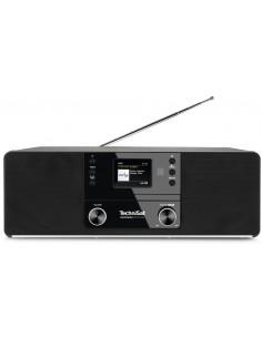 TechniSat DIGITRADIO 370 CD BT Henkilökohtainen Analoginen & digitaalinen Musta Technisat 0000/3948 - 1