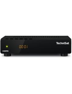 TechniSat HD-S 222 Satellit Full HD Svart Technisat 0000/4811 - 1
