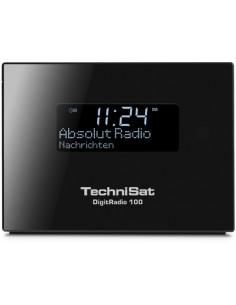 TechniSat DigitRadio 100 Kello Digitaalinen Musta Technisat 0000/4957 - 1