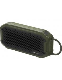 Sandberg Waterproof Bluetooth Speaker Svart, Grön 20 W Sandberg 450-10 - 1