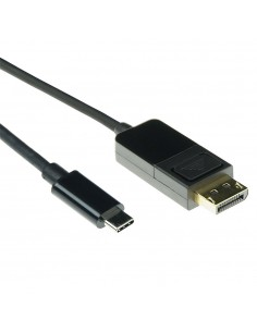 ACT SB0031 video cable adapter 2 m USB Type-C DisplayPort Suomen Addon 304362 - 1