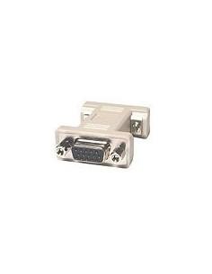 C2G HD15 VGA Adapter (D-Sub) Harmaa C2g 81528 - 1