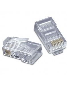 C2G 88122 kabelkontakter RJ-45 Vit C2g 88122 - 1
