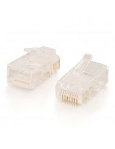 C2G 88123 kabelkontakter RJ-45 Vit C2g 88123 - 1