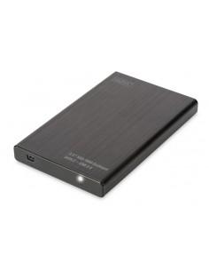 "Digitus DA-71104 tallennusaseman kotelo HDD-/SSD-kotelo Musta 2.5/3.5"" Assmann DA-71104 - 1"