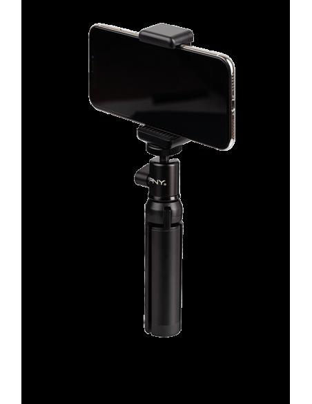 PNY P-T-BTRI001K-RB kolmijalka Älypuhelin/toimintakamera 3 jalkoja Musta Pny P-T-BTRI001K-RB - 2